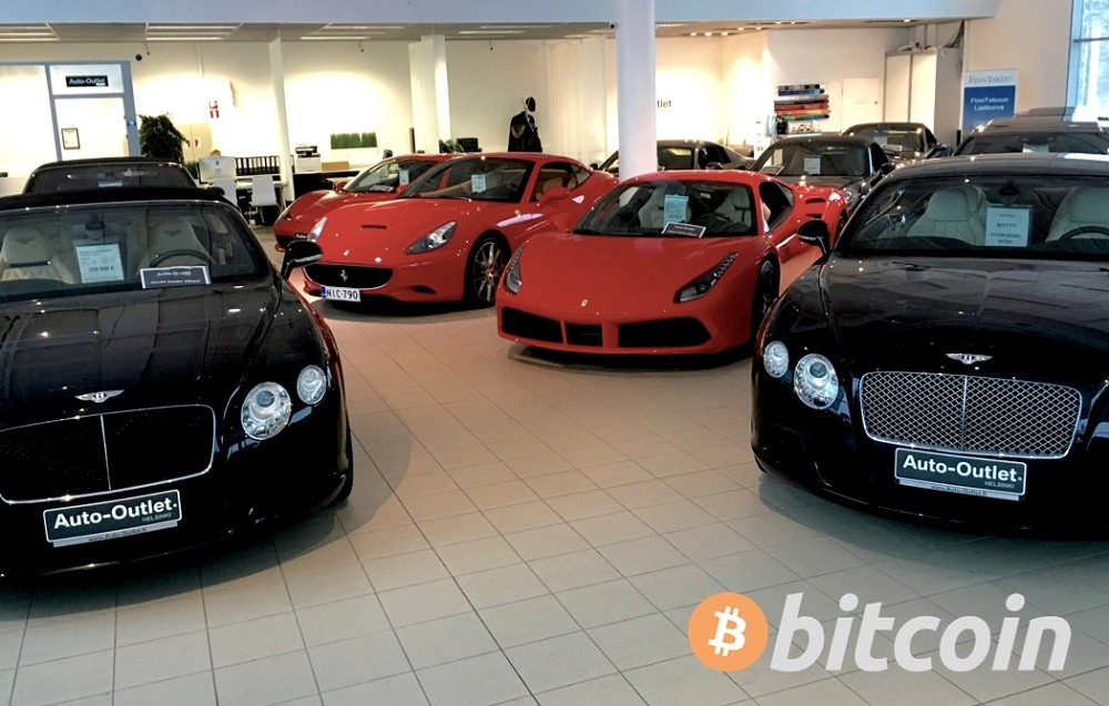Bitcoin Bentley1
