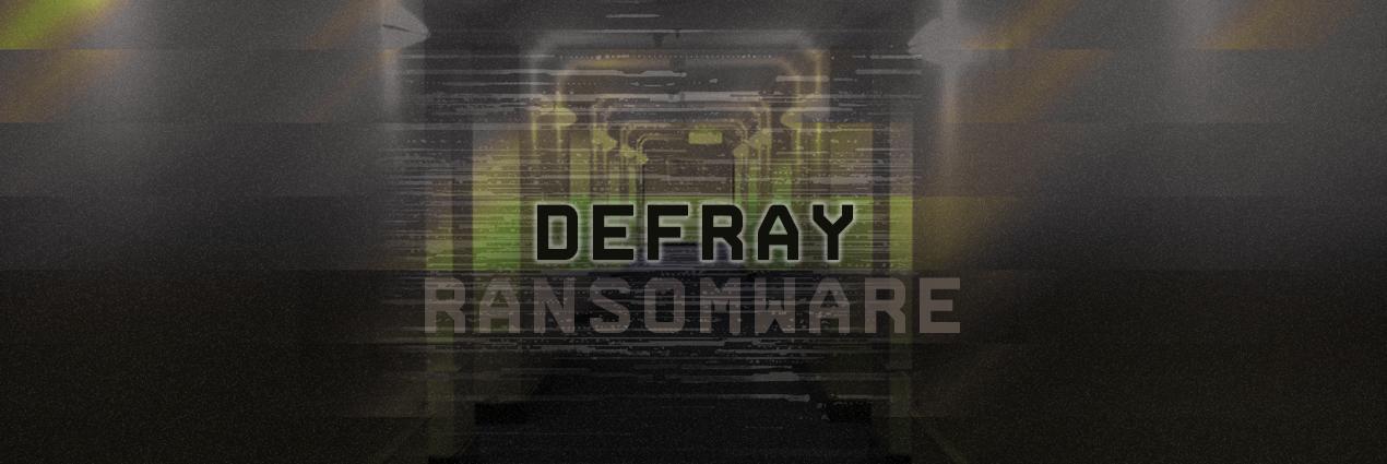 Defray
