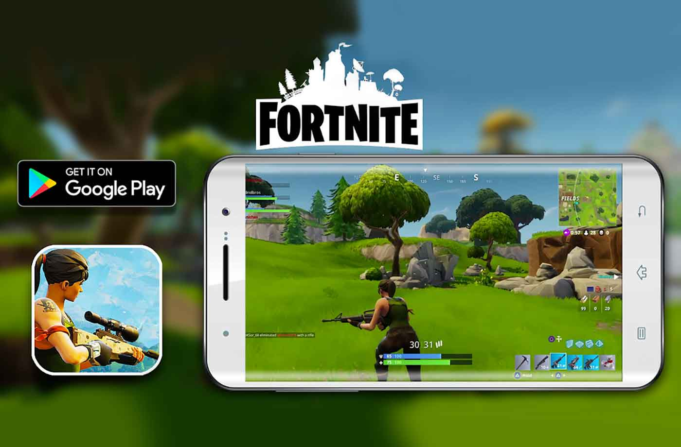 Google Researchers Find Dangerous Security Flaw in Fortnite's Android App